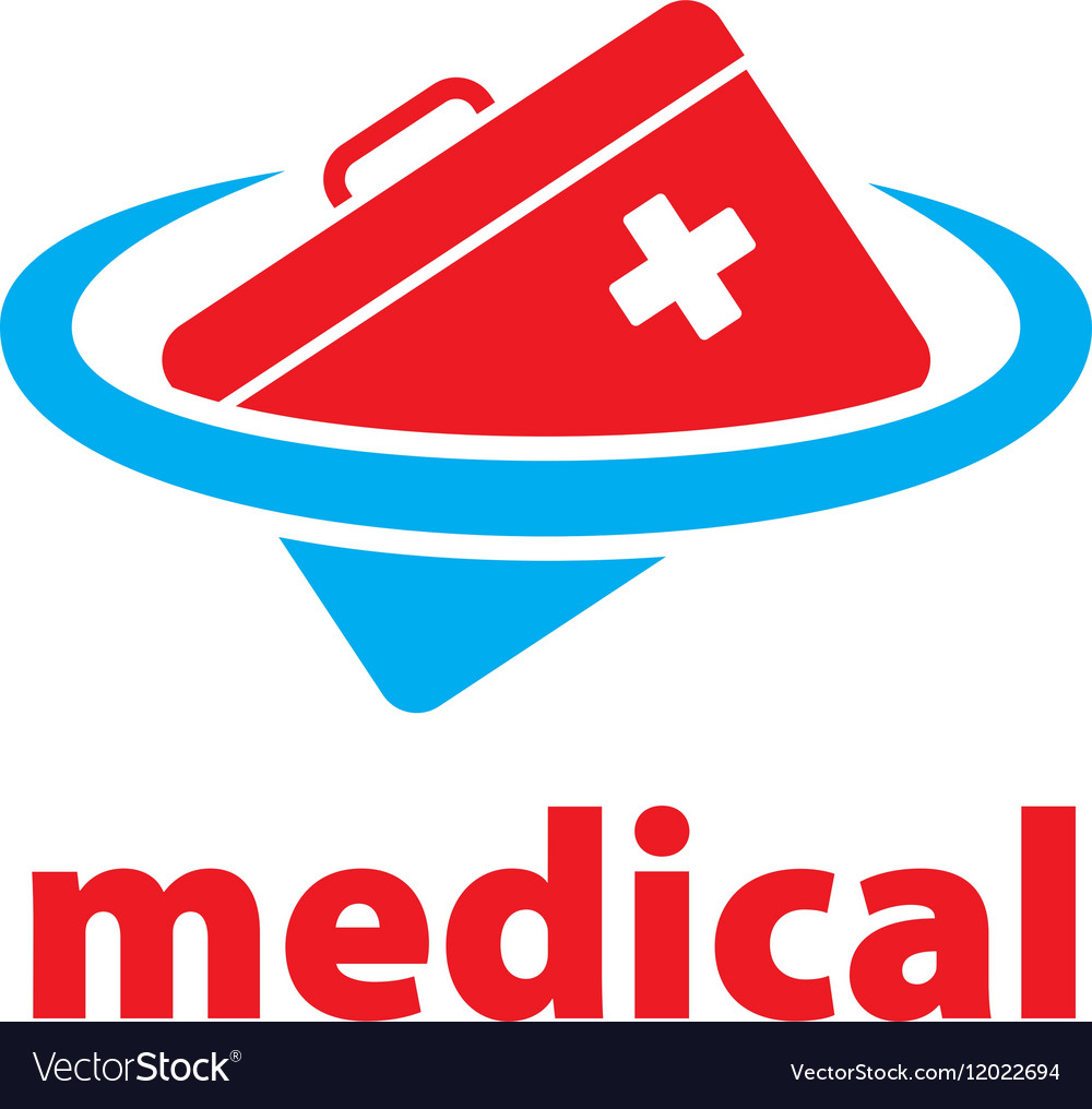 logo medical royalty free vector image vectorstock rh vectorstock com medical vector free medical victorville