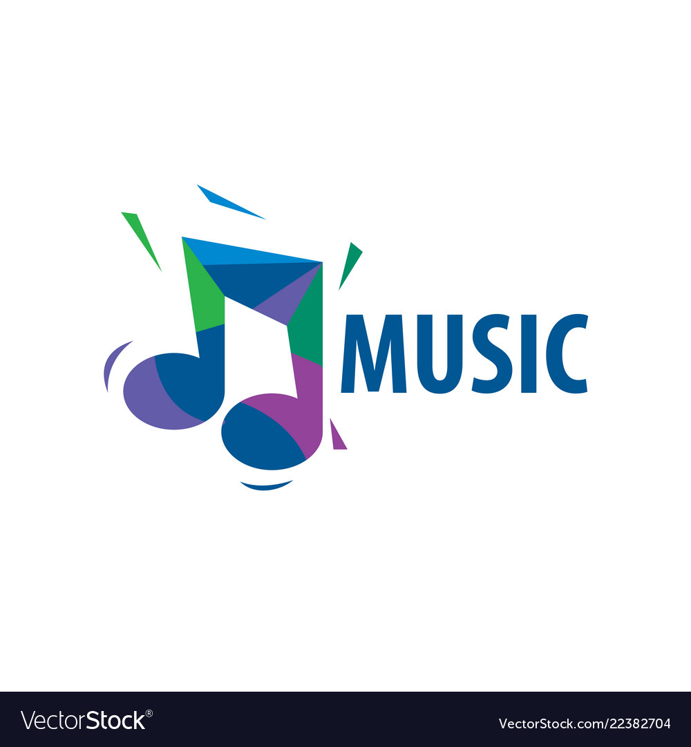 Sign music of musical notes