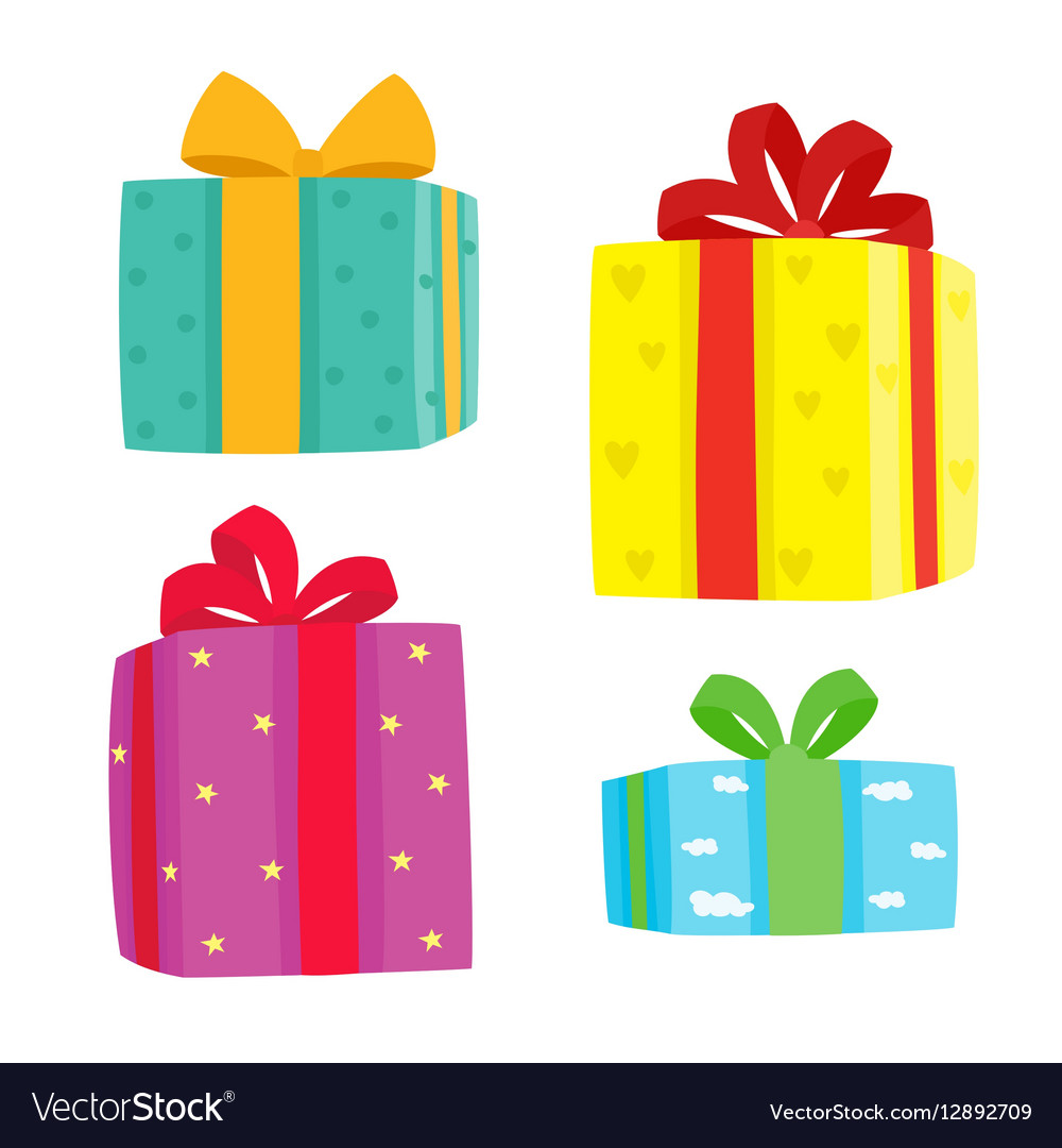 Christmas presents collection