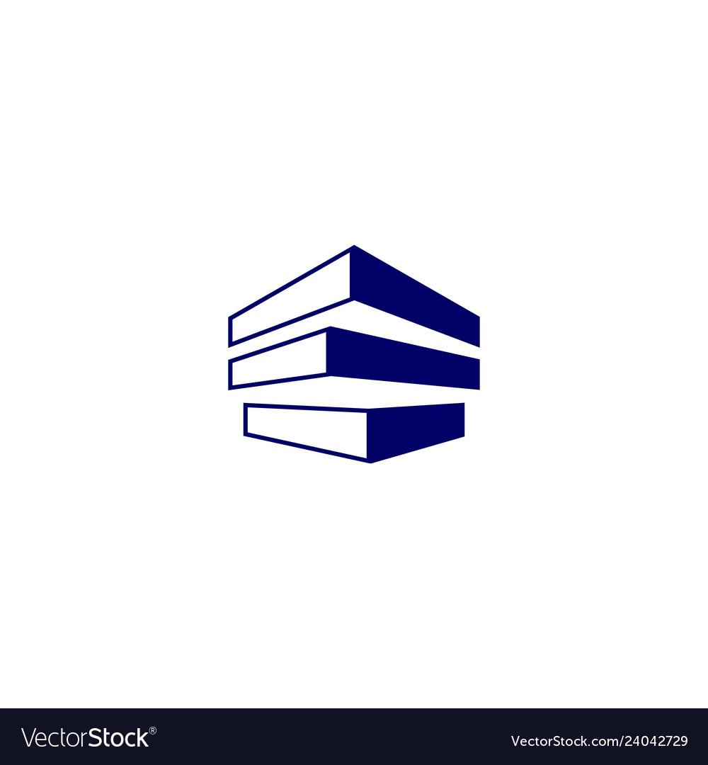 Building architect construction logo developer