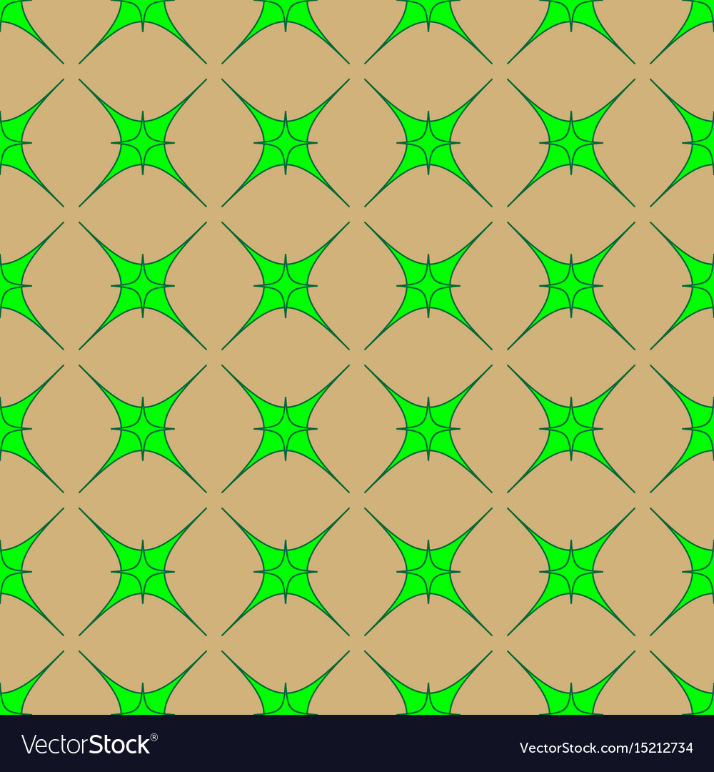 Star geometric seamless pattern 8408