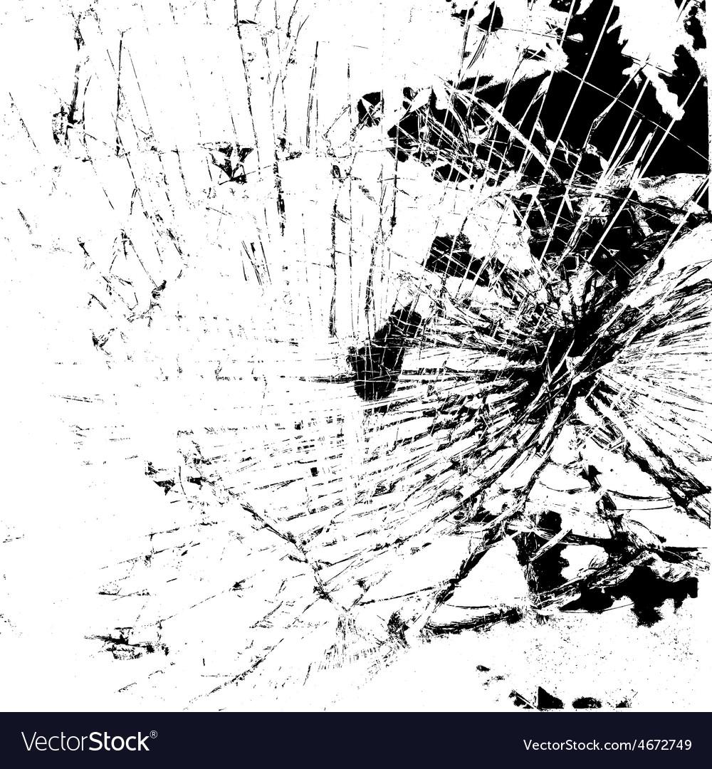 Glass Broken Texture