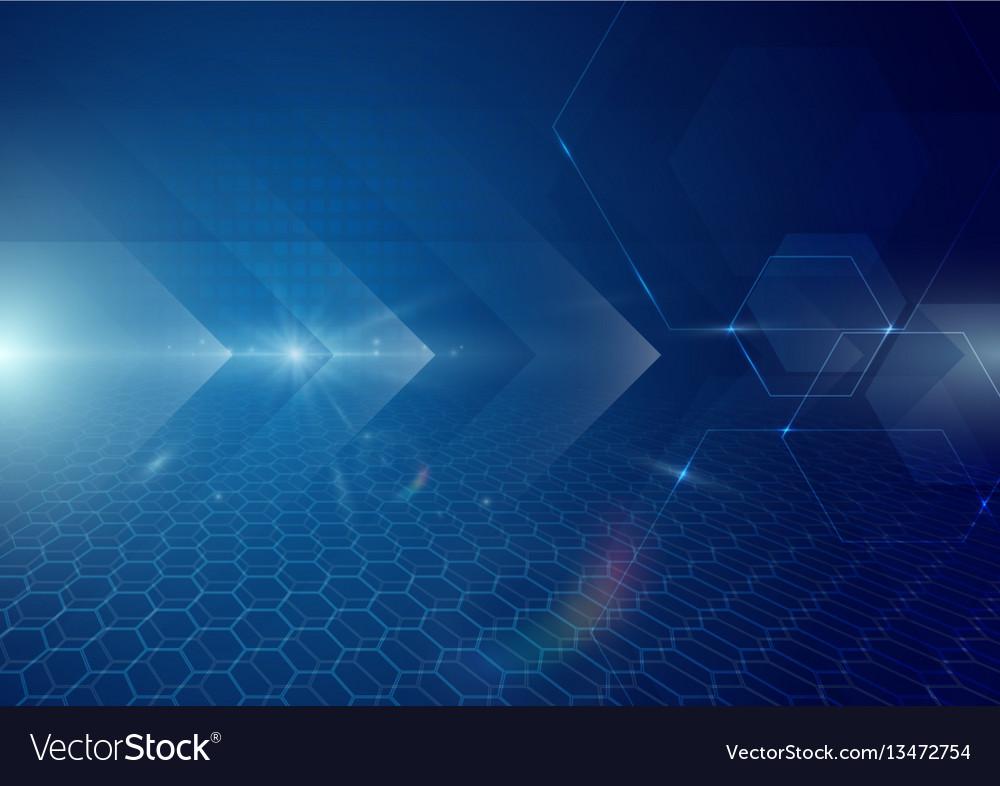 Abstract technology digital hi tech concept