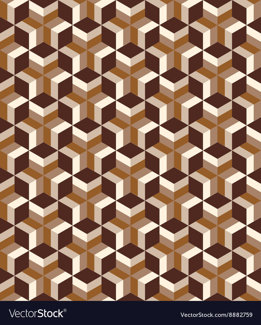 Abstract geometric seamless patterns background