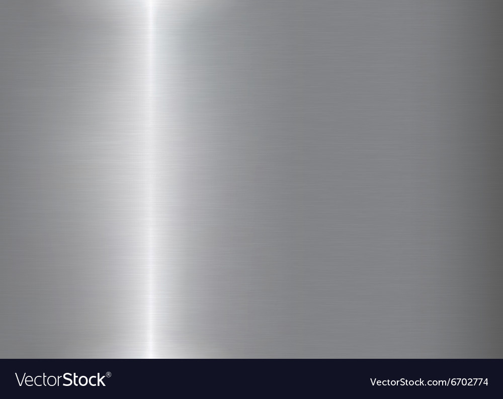 Realistic metal texture background