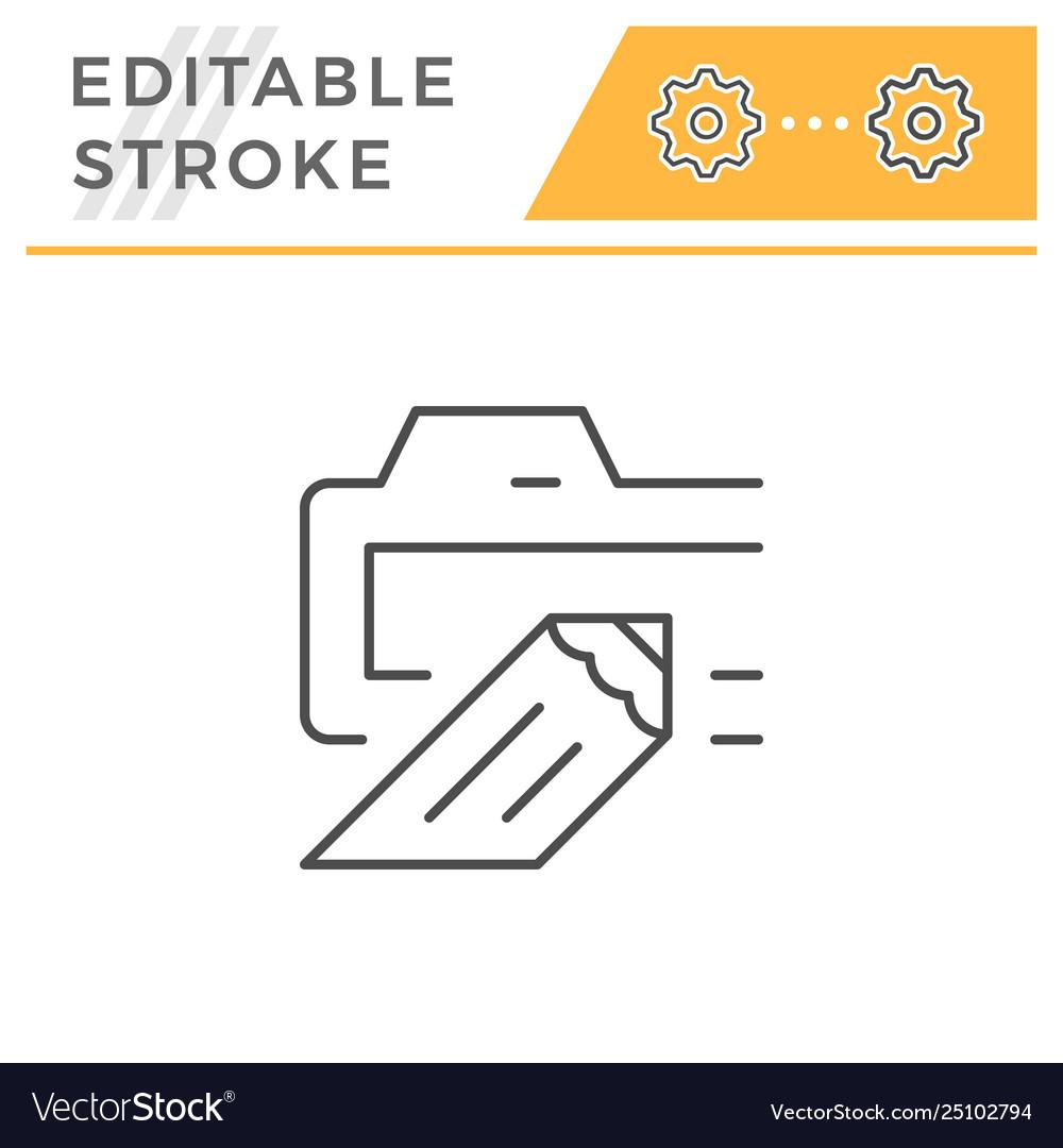 Domain line icon