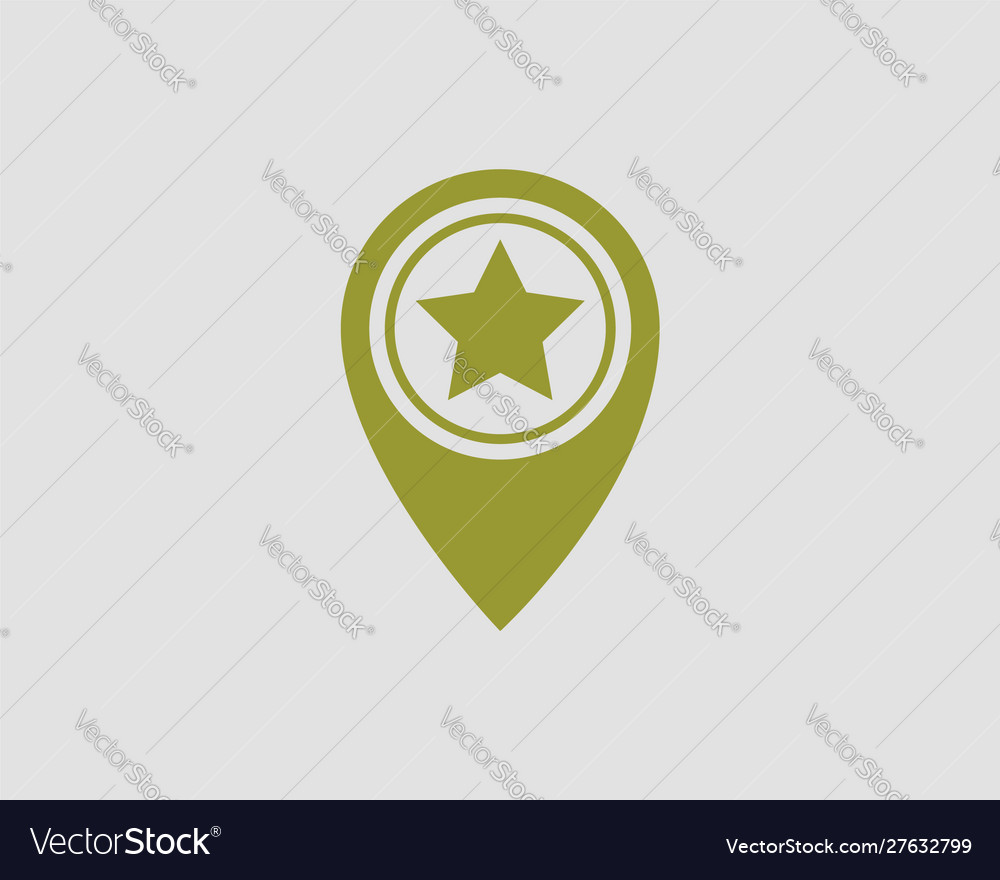 Map icons marker pointer pin location icon gps