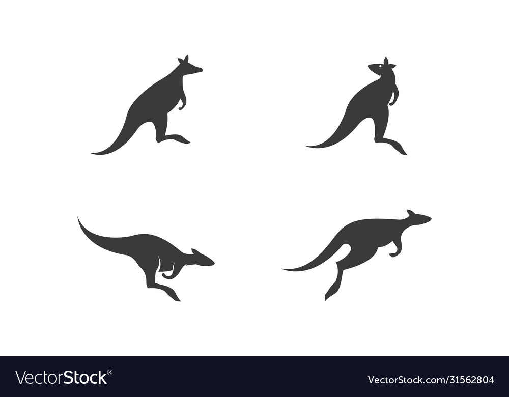 Kangaroo logo icon