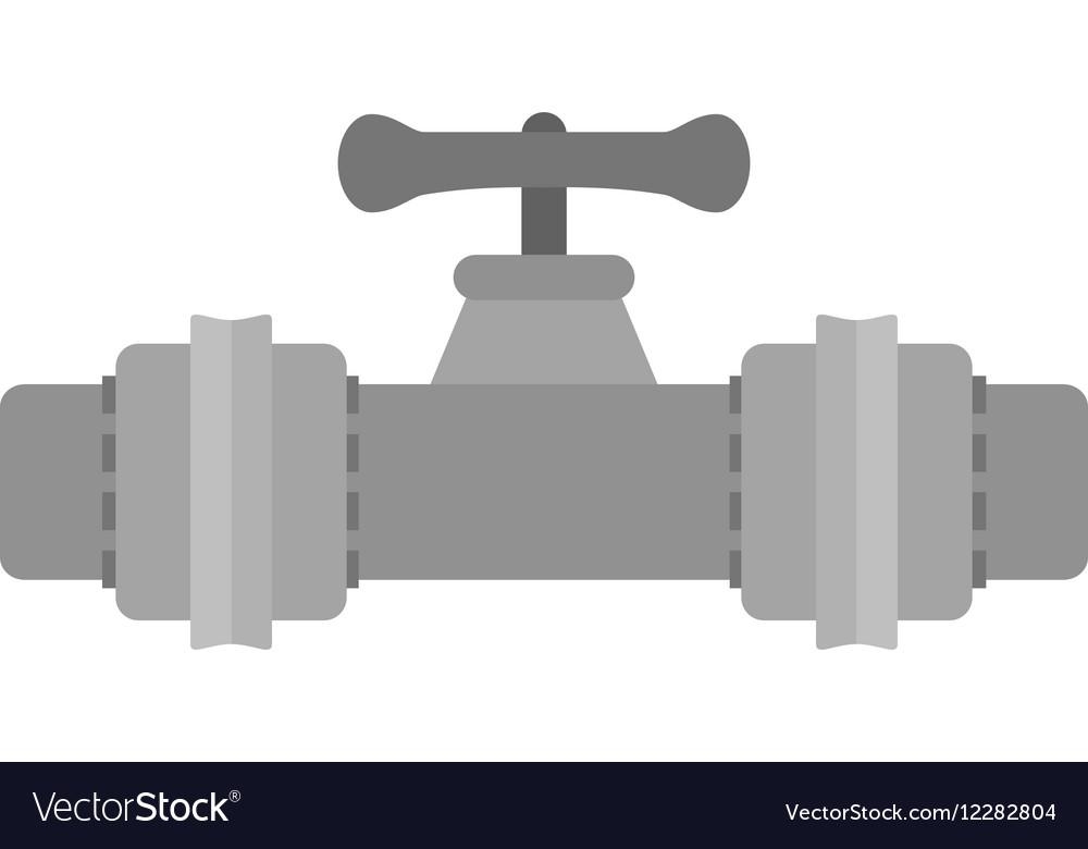 Valve I Vector Image