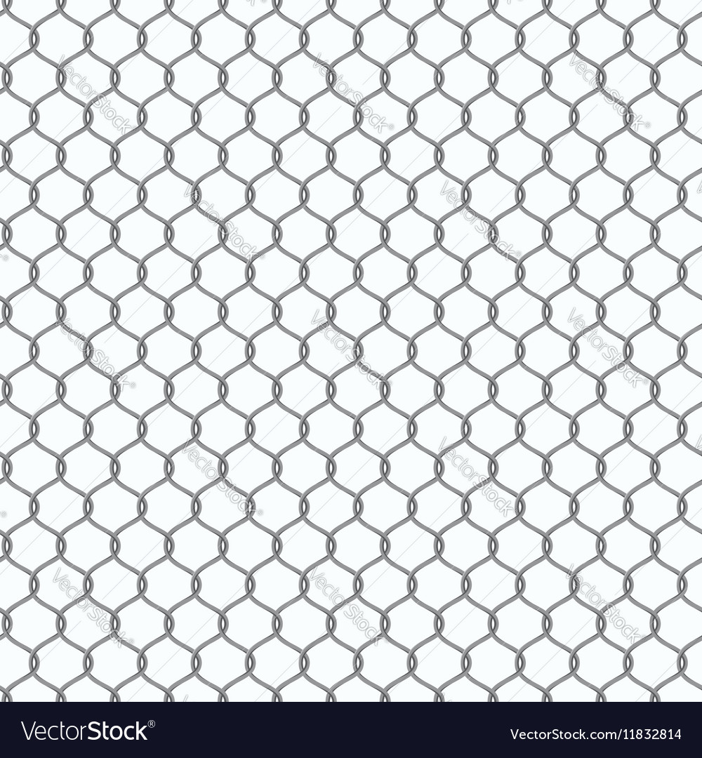 Chain-link fencing pattern