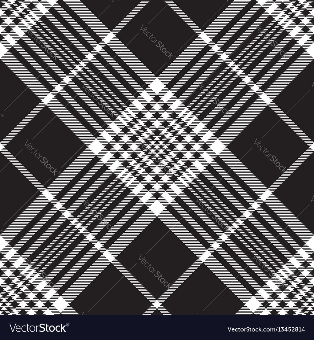 Dark background seamless fabric texture vector image