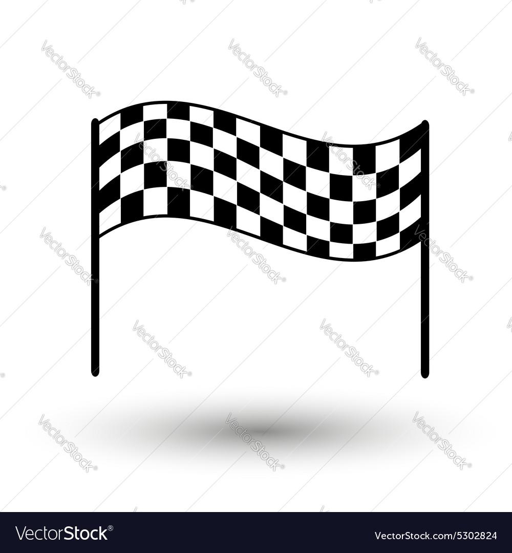 Start flag checkered flag finish flag