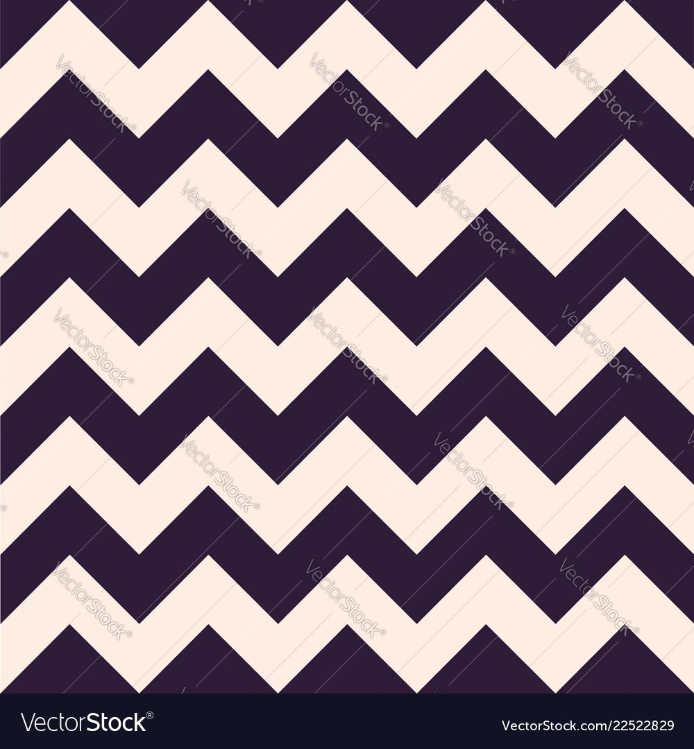 Fashion zigzag pattern seamless background