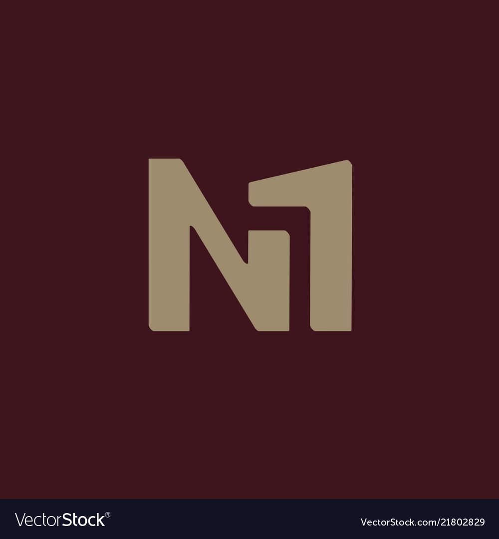 N with 1 logo