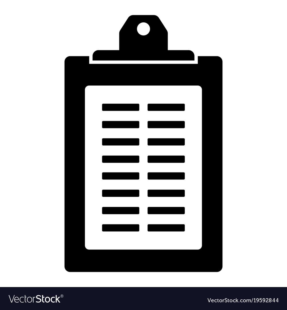 Business checklist icon image