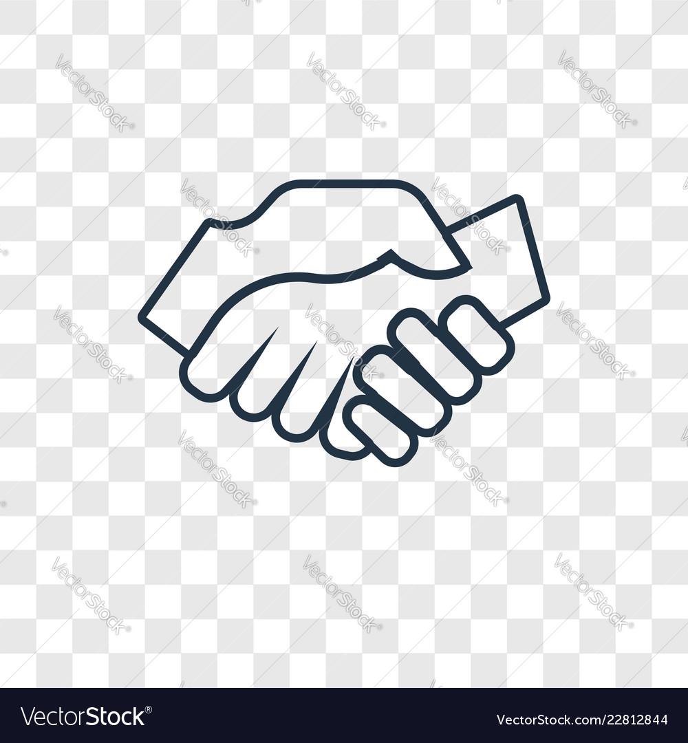 Concept Art Handshake