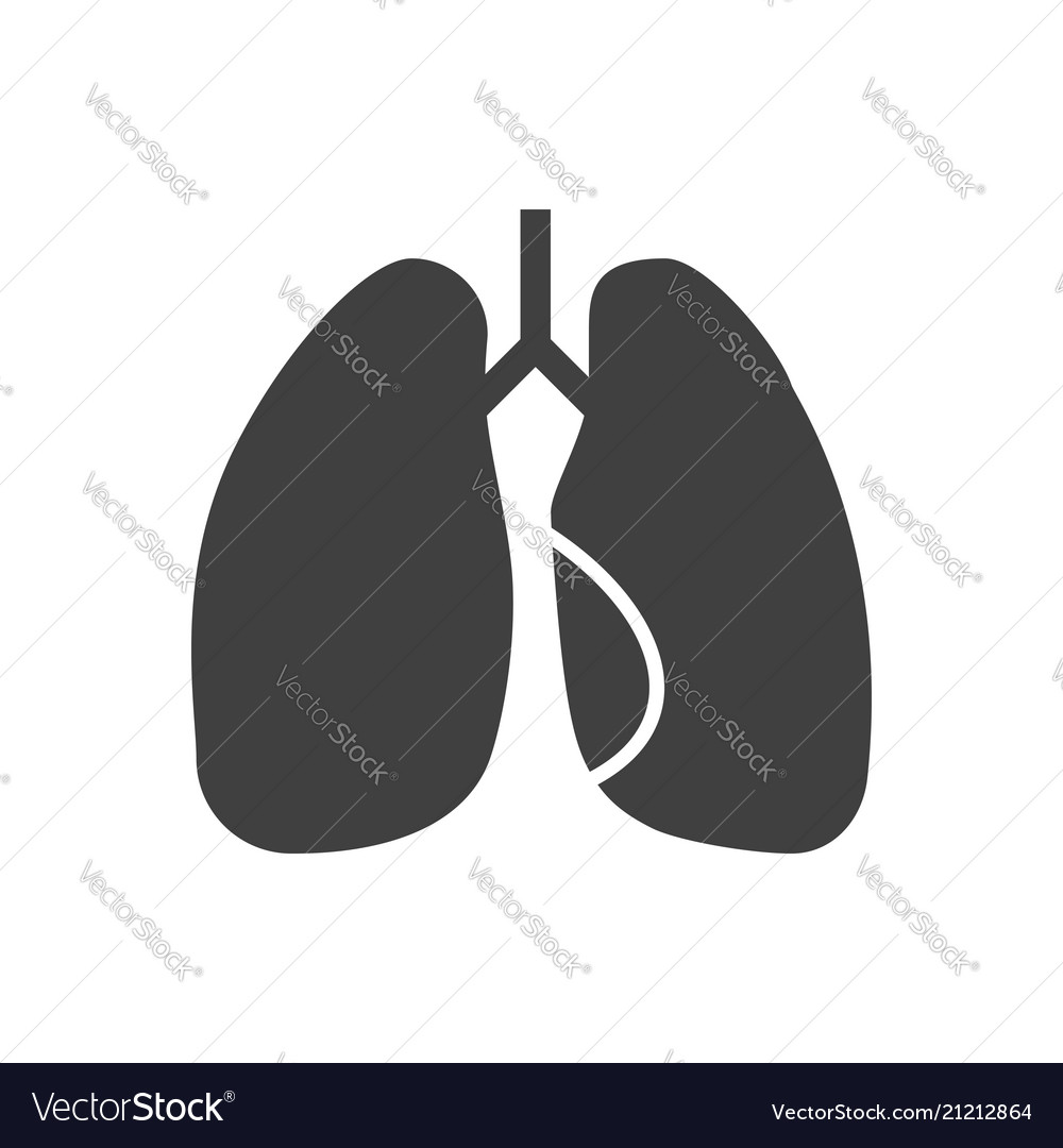 Lungs related icon