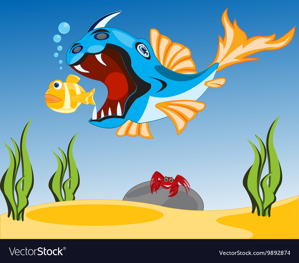 Big fish sails for small