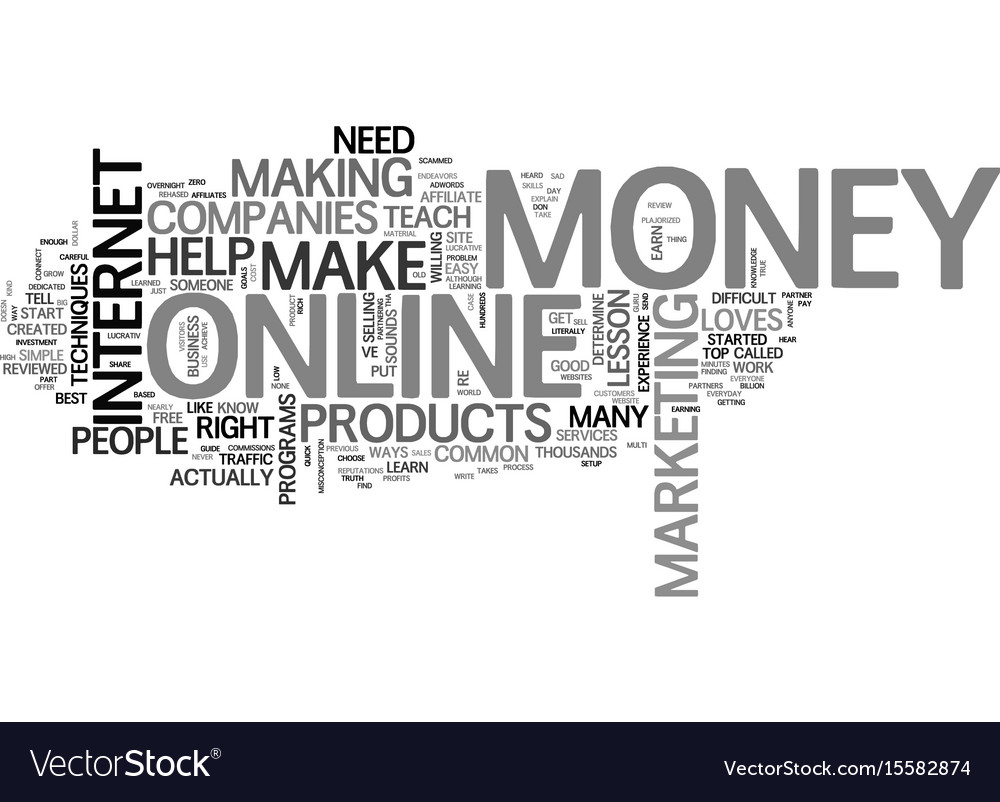Who loves money review text word cloud concept