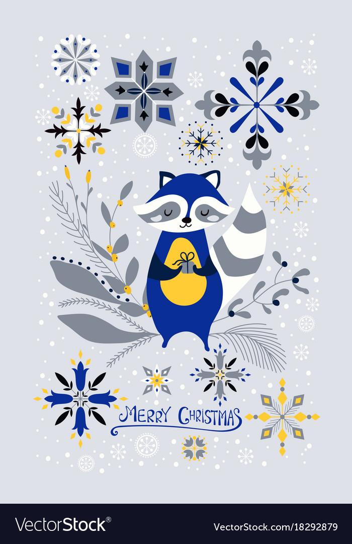 Happy raccoon year