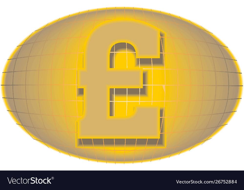 Pound sign money symbol