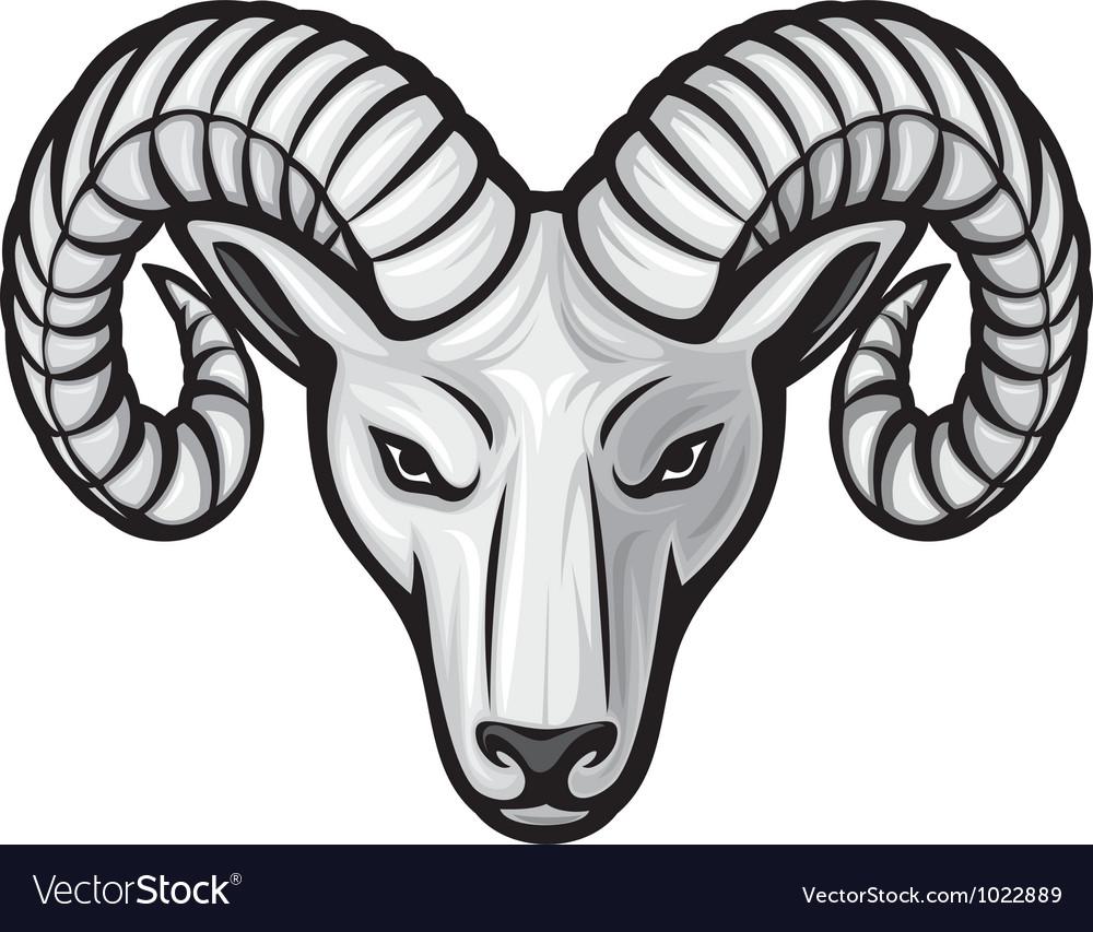 Head of the ram - ram head