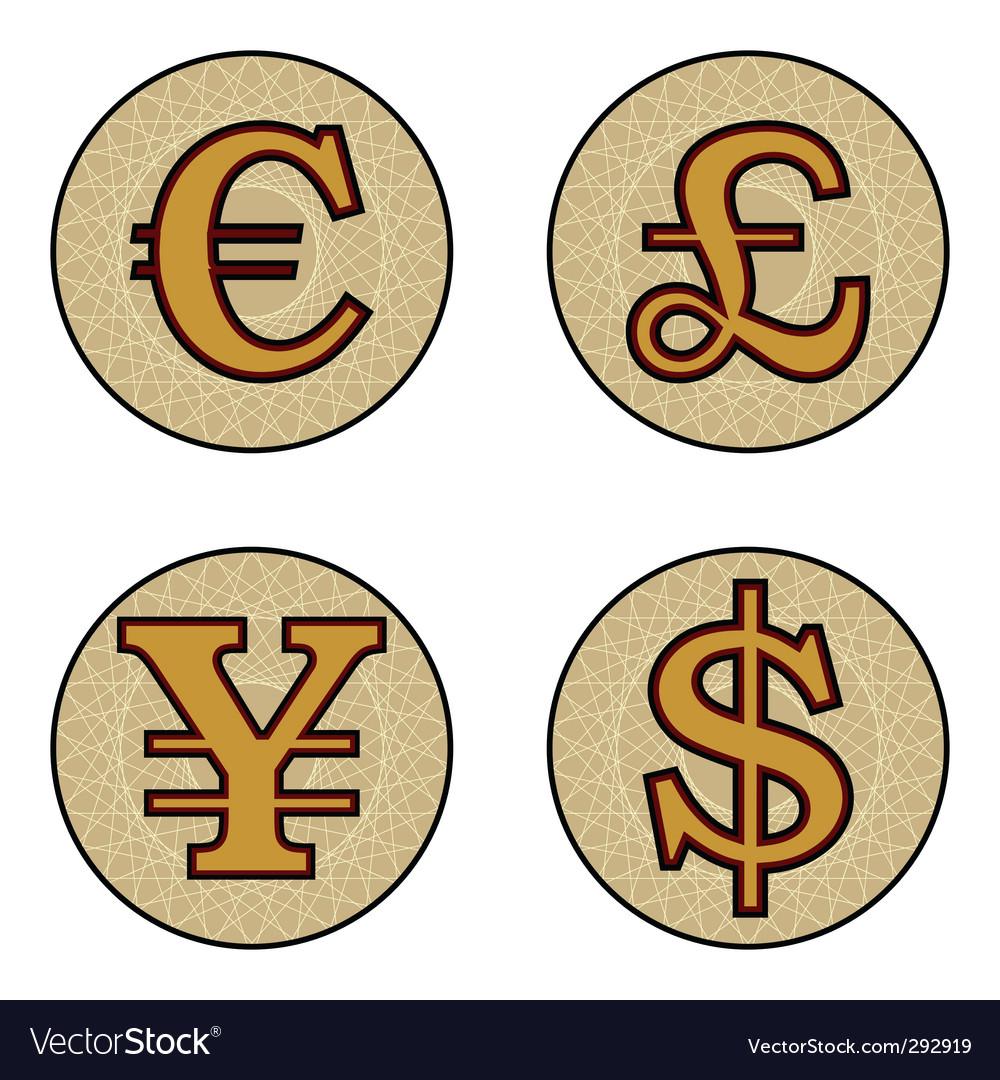 Curency Symbols Engneforic