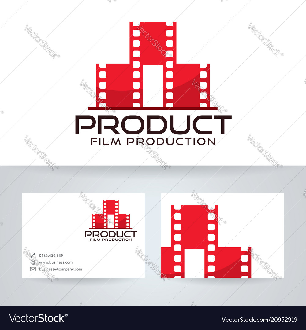 Film production logo design