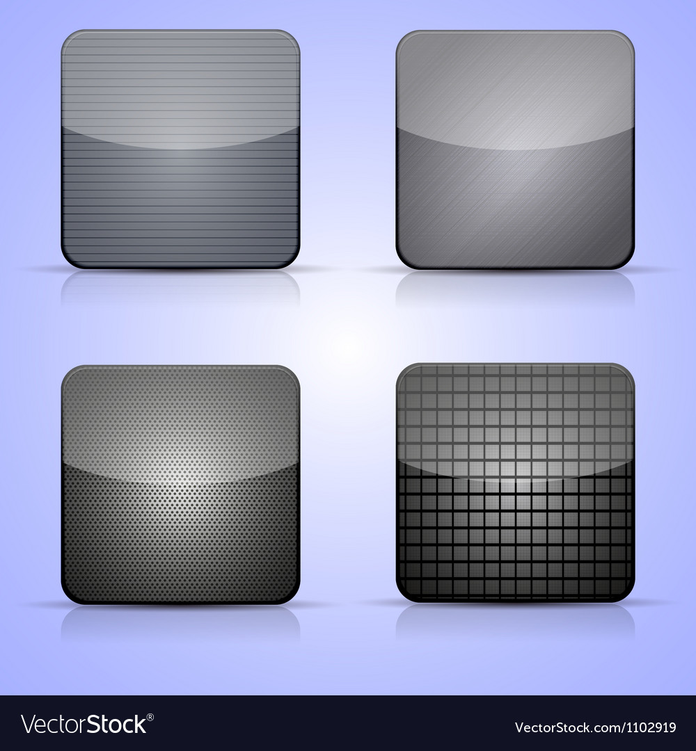 UI Web Icons vector image