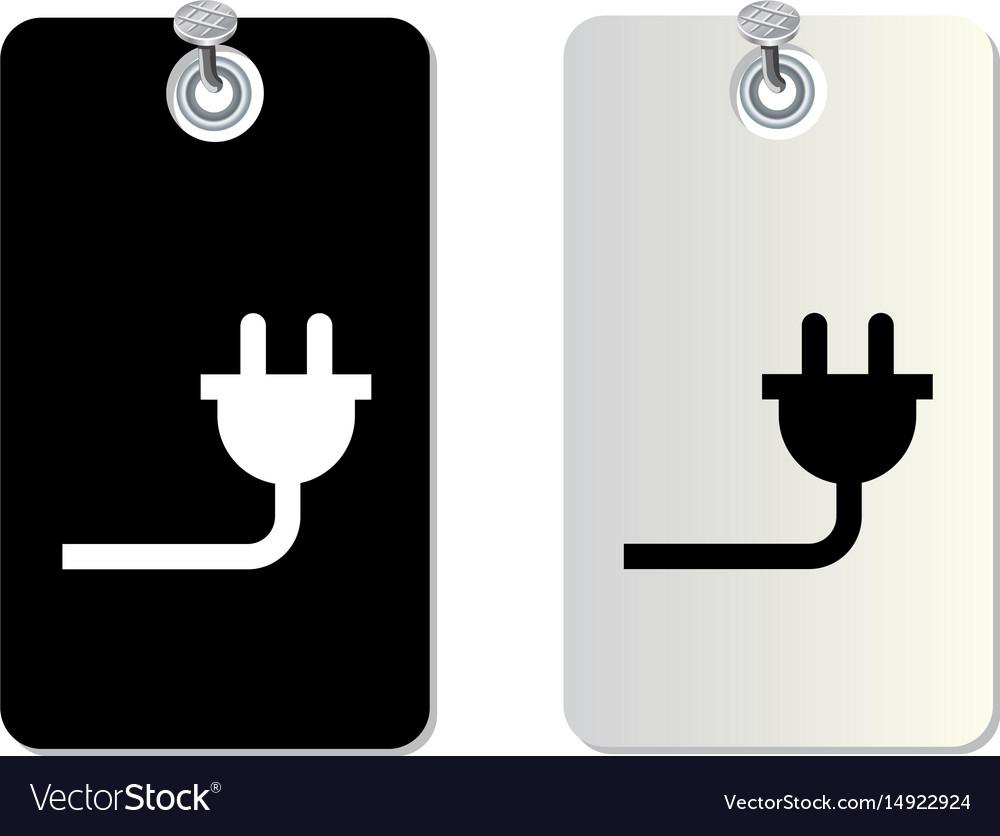 Symbol set vector image