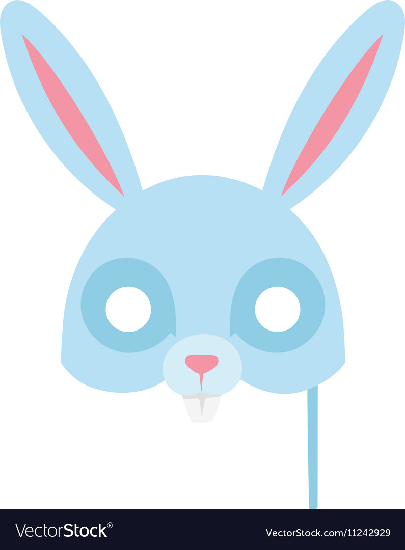 Cartoon animal party mask
