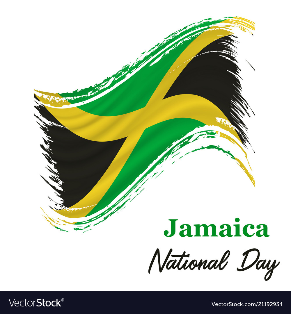 6 august jamaica independence day background