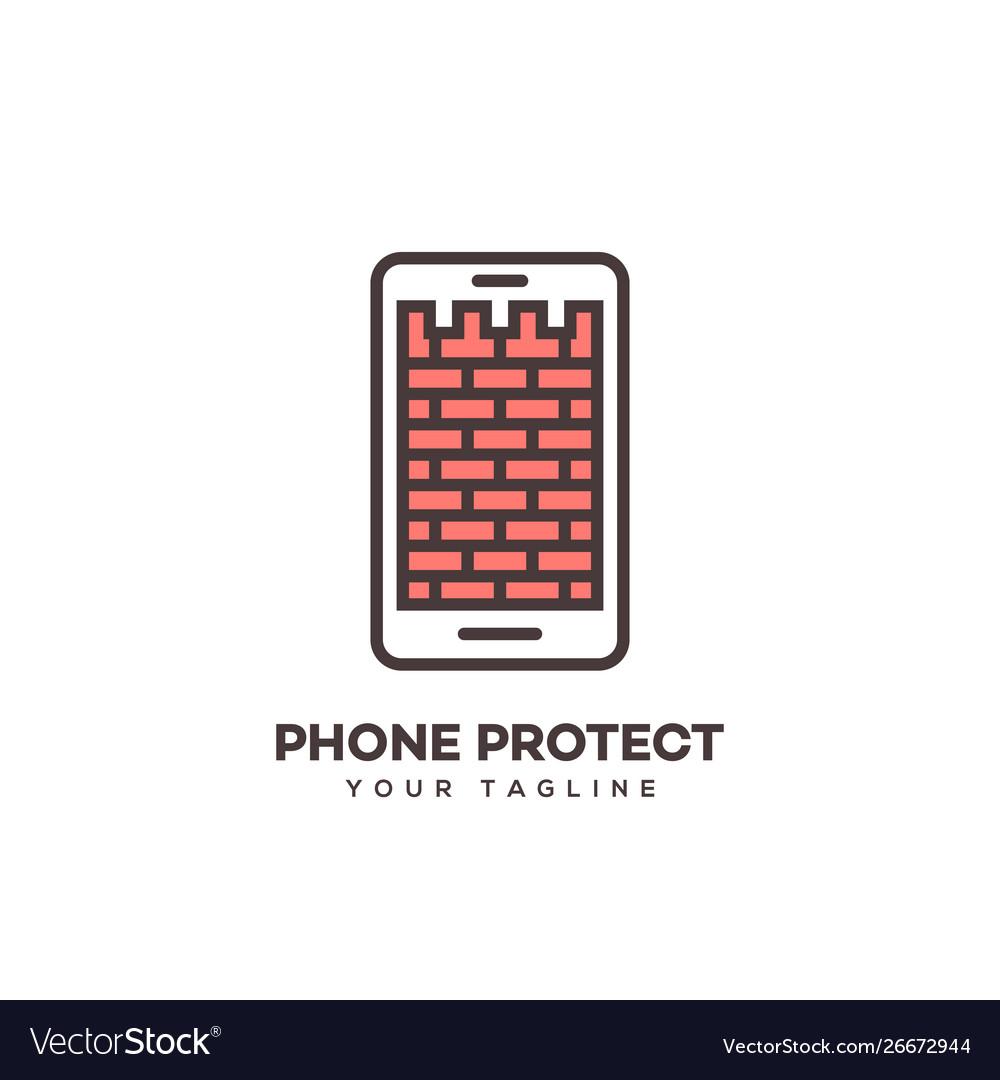 Phone protect logo