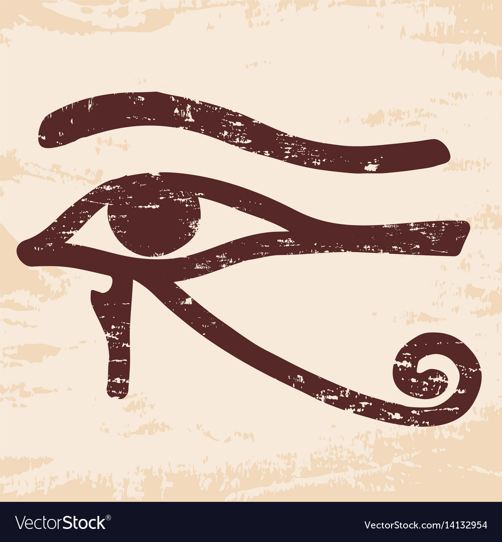 Egyptian old drawing
