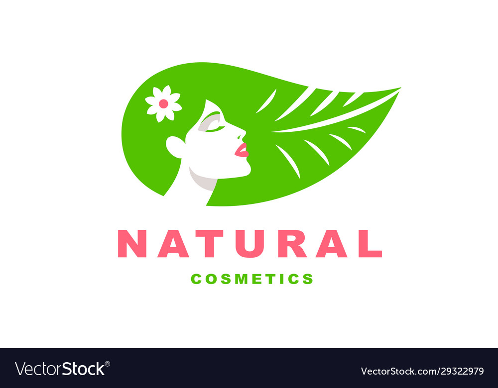 Girl logo natural cosmetics
