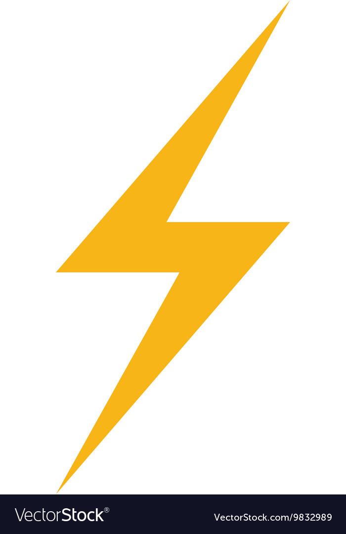 Lightning ray icon