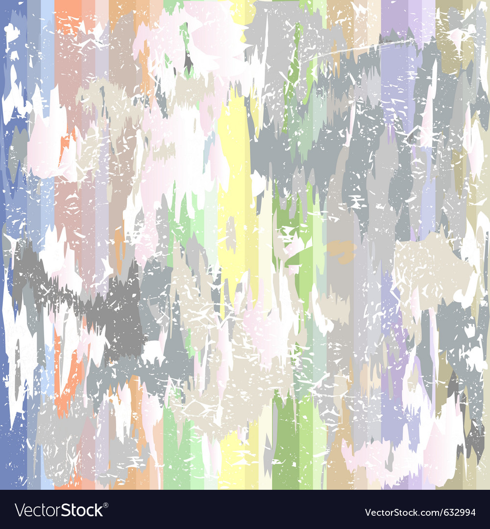 Grunge background with colorful spots