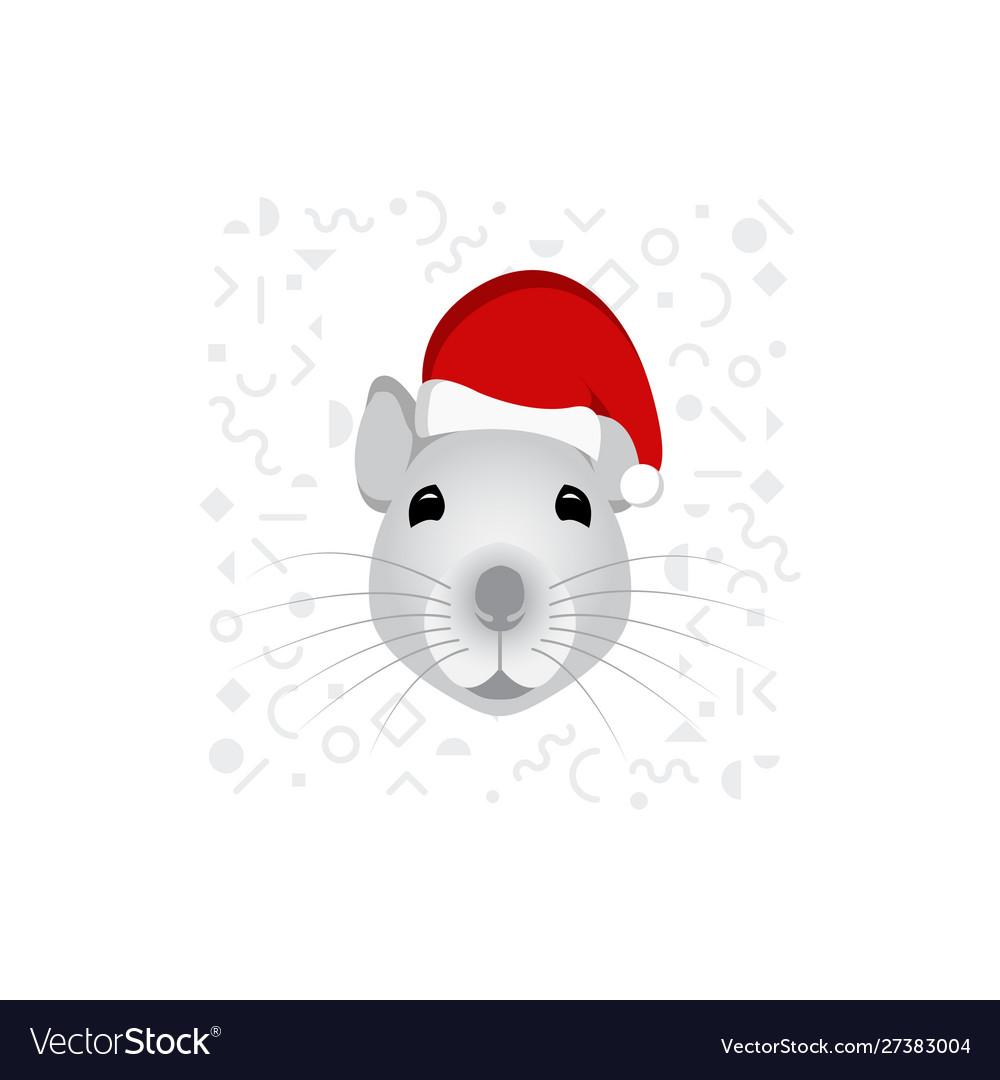 The symbol chinese new year 2020 is a mouse or