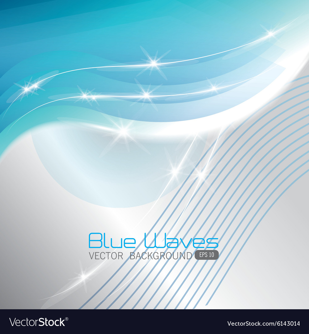 Blue waves design