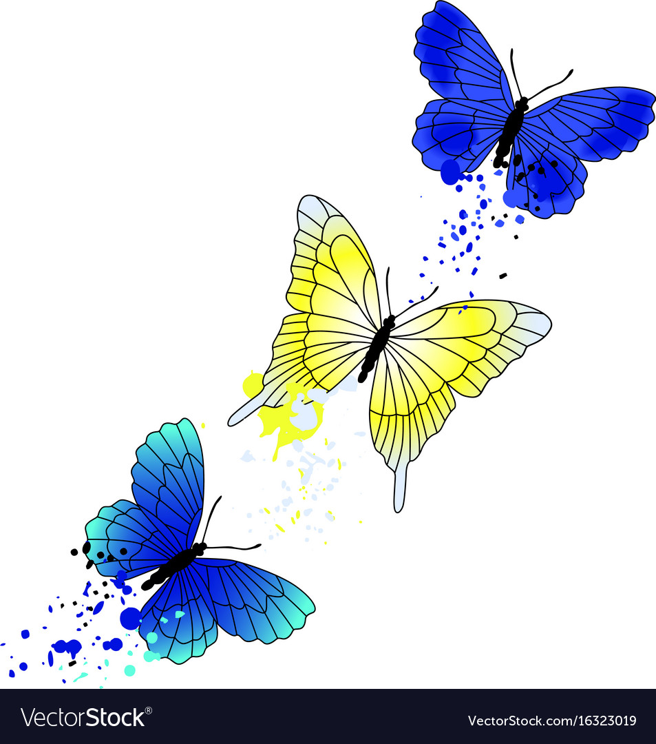 luthfiannisahay: Flying Butterfly On Desktop Download