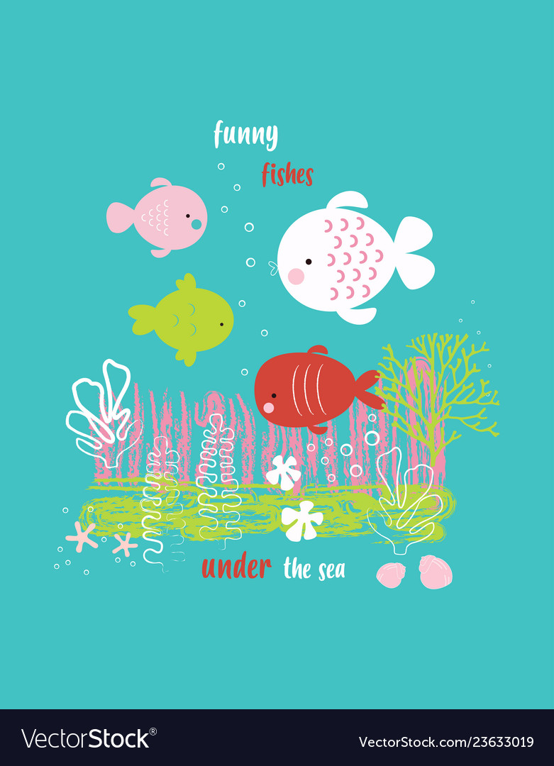 Cute ocean cards