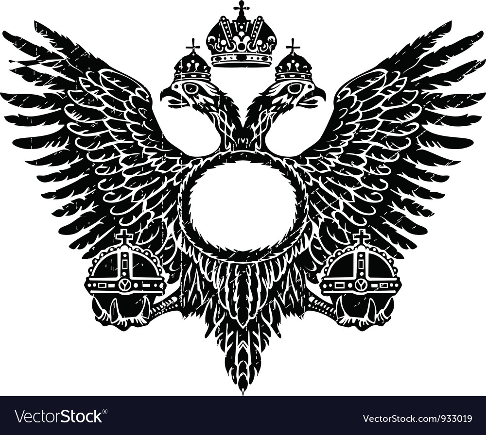 Doubleeagle resize vector image