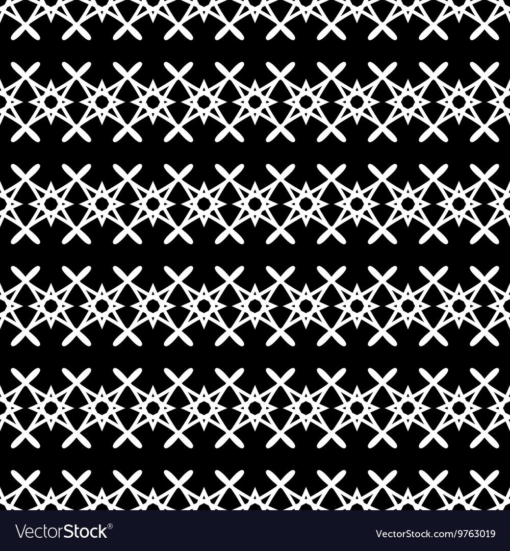 Stars geometric seamless pattern 3107