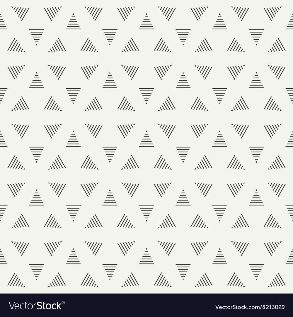 Geometric line monochrome abstract hipster
