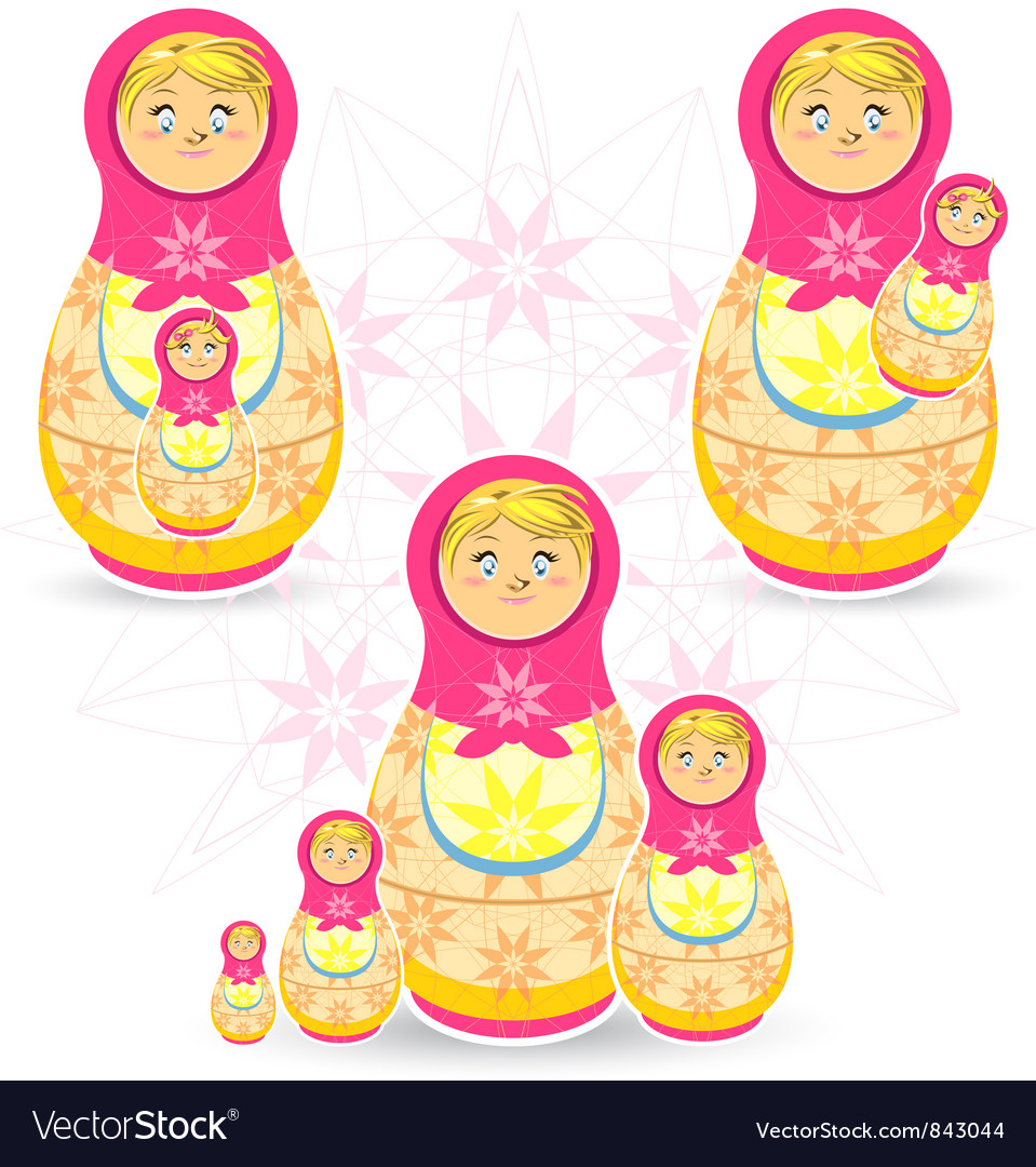 Mothers Day Matryoshka