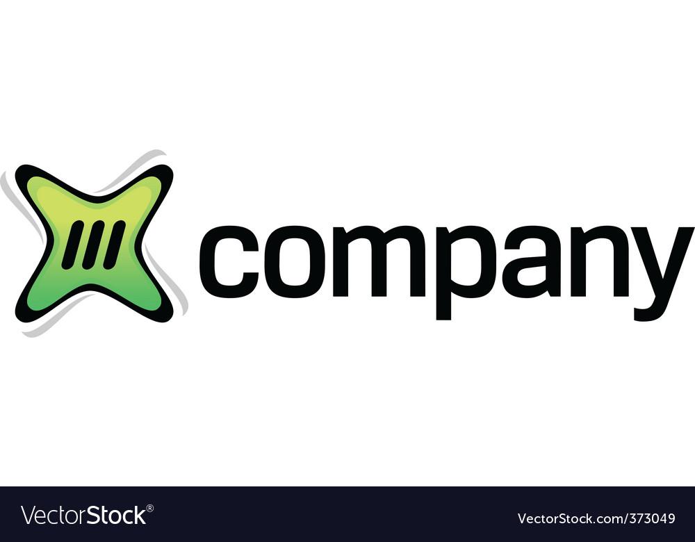 Online digital content logo