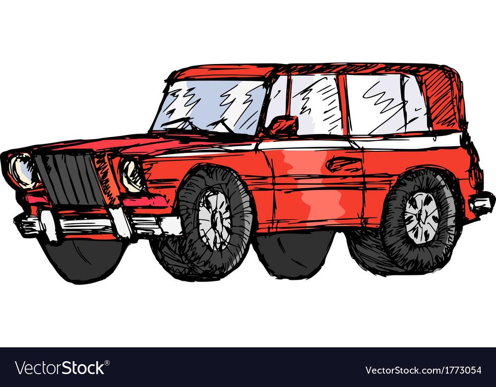 Off-road car