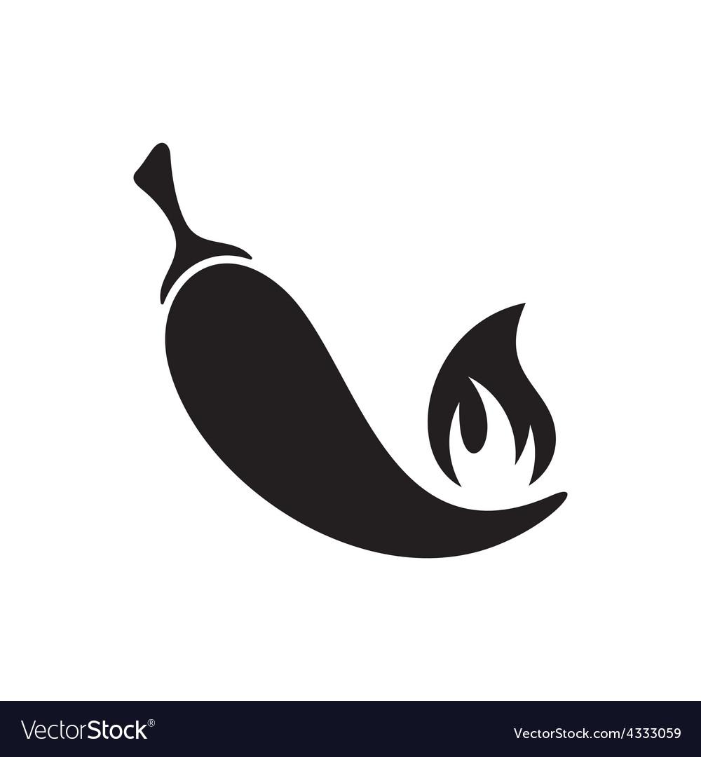 Chilli pepper icon