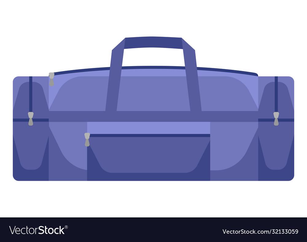 Travel textile bag