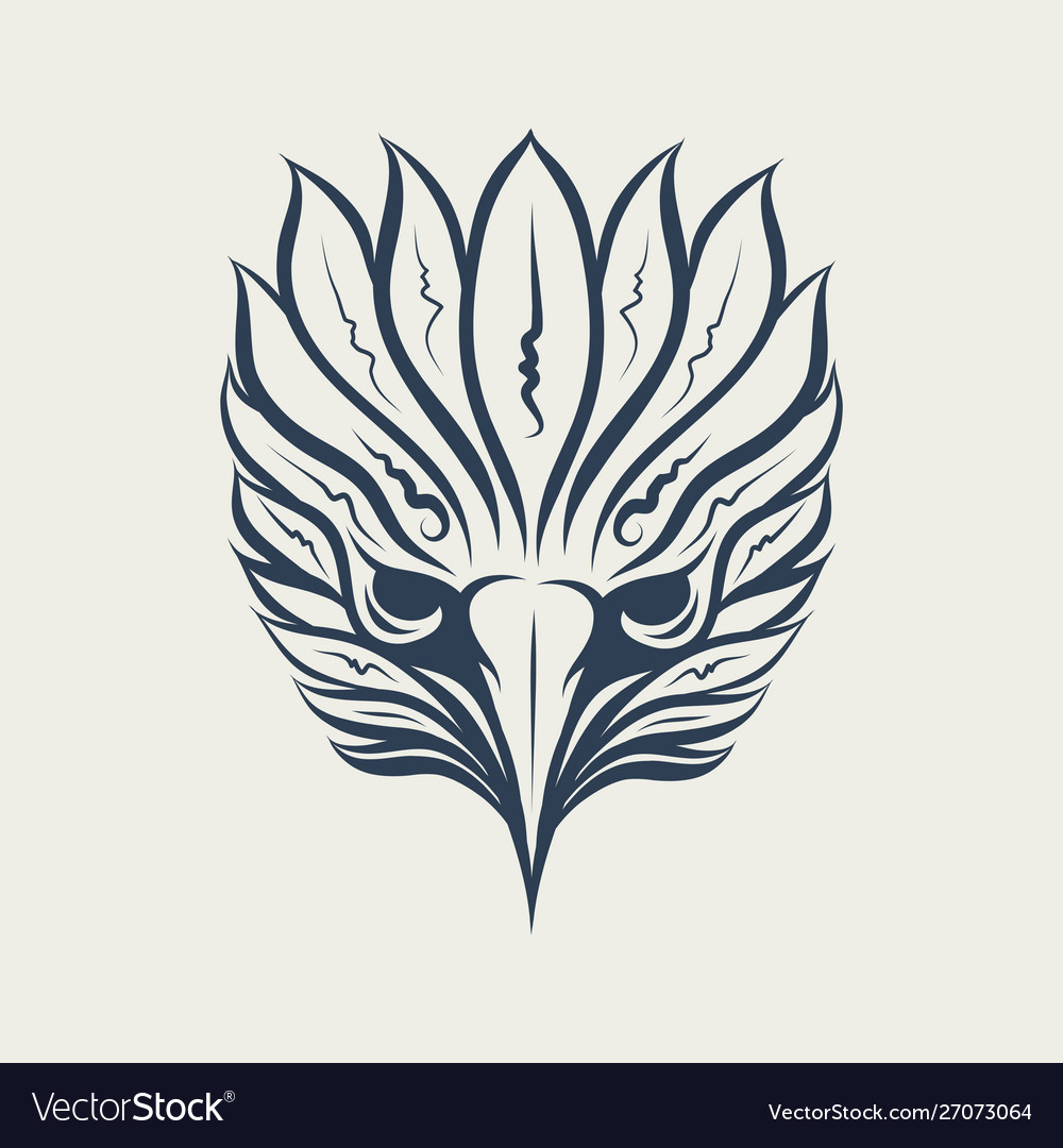 Eagle logo design icon